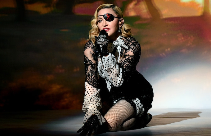 Photo of Madonna Sued for Changing Start Time of an Upcoming Concert