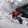 В селе Приисковое мужчина погиб при сходе лавины