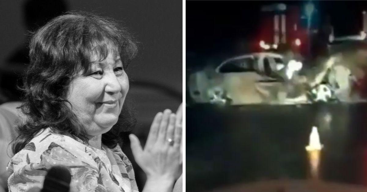 Фото Основательница Татарской лиги КВН разбилась в ДТП под Набережными Челнами
