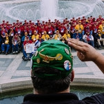 'I Have Waited 68 Years to See This': How Honor Flights Help Veterans Reflect