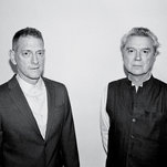 David Byrne and David Binder on Breaking Into the Mainstream