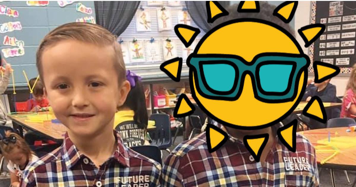 Мальчик говорил маме про своего двойника в школе. Реальность ее шокировала