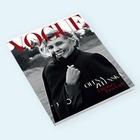 Украинский Vogue представил три обложки  с Еленой Зеленской
