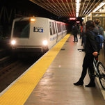 BART Apologizes for Handcuffing Man Eating Sandwich on a Train Platform