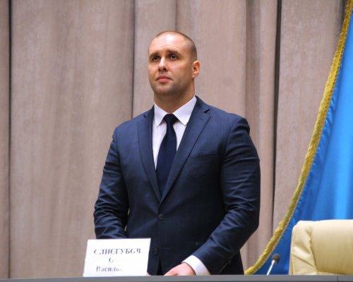Фото На нового керівника Полтавської ОДА місцеві активісти покладають великі надії