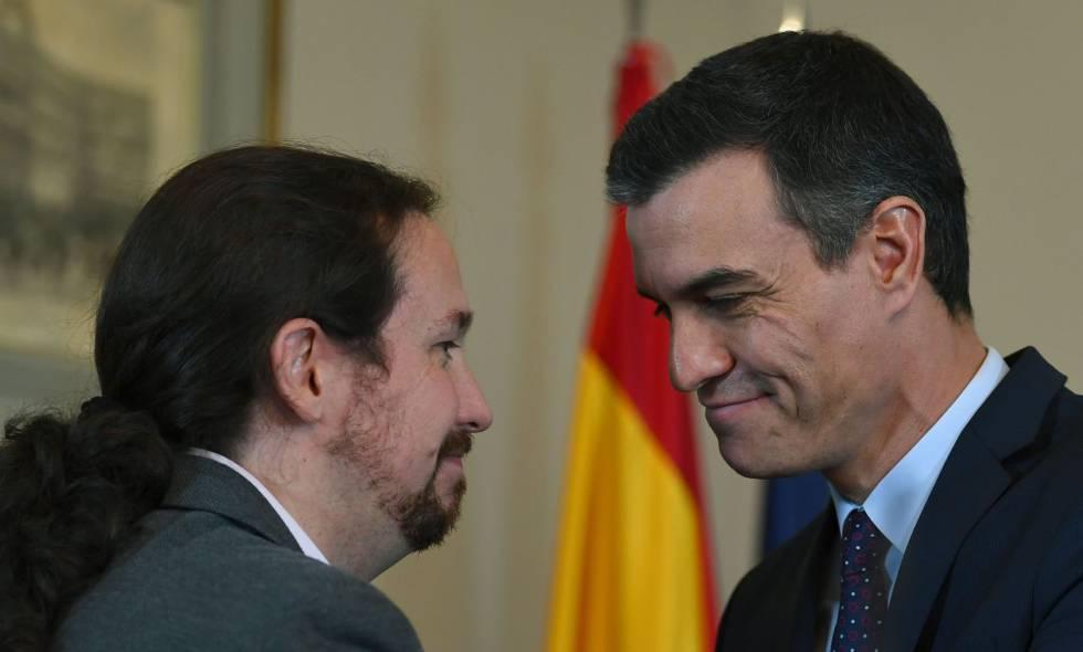 Photo of Los partidos pequeños muestran su disposición a apoyar el pacto de Sánchez e Iglesias