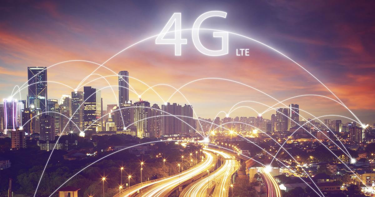 4G. Что это такое? Как работает 4G?