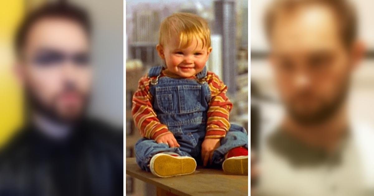 """Фото Как выглядит сейчас малыш из фильма """"Младенец на прогулке""""?"""