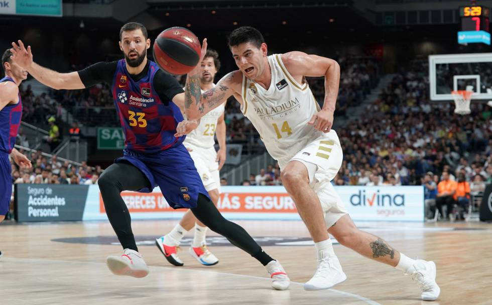 Photo of Mirotic vuelve a Madrid con un Barça más rodado