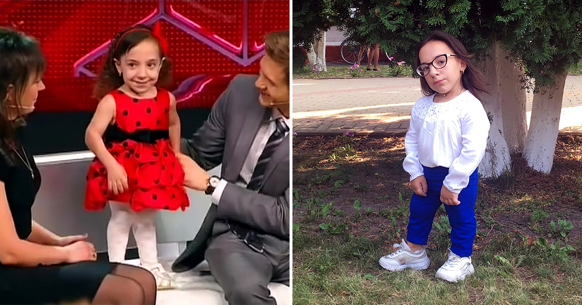 Самая маленькая девочка в России. Как теперь живет героиня ток-шоу