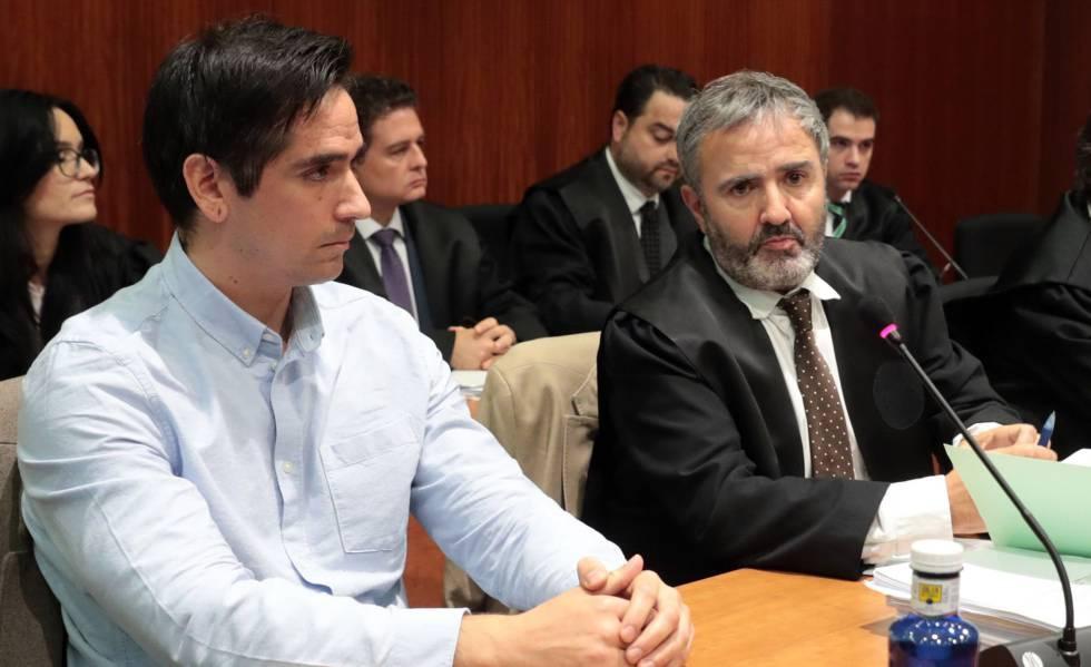 Photo of El jurado declara a Rodrigo Lanza culpable de las lesiones que causaron la muerte al hombre de los tirantes