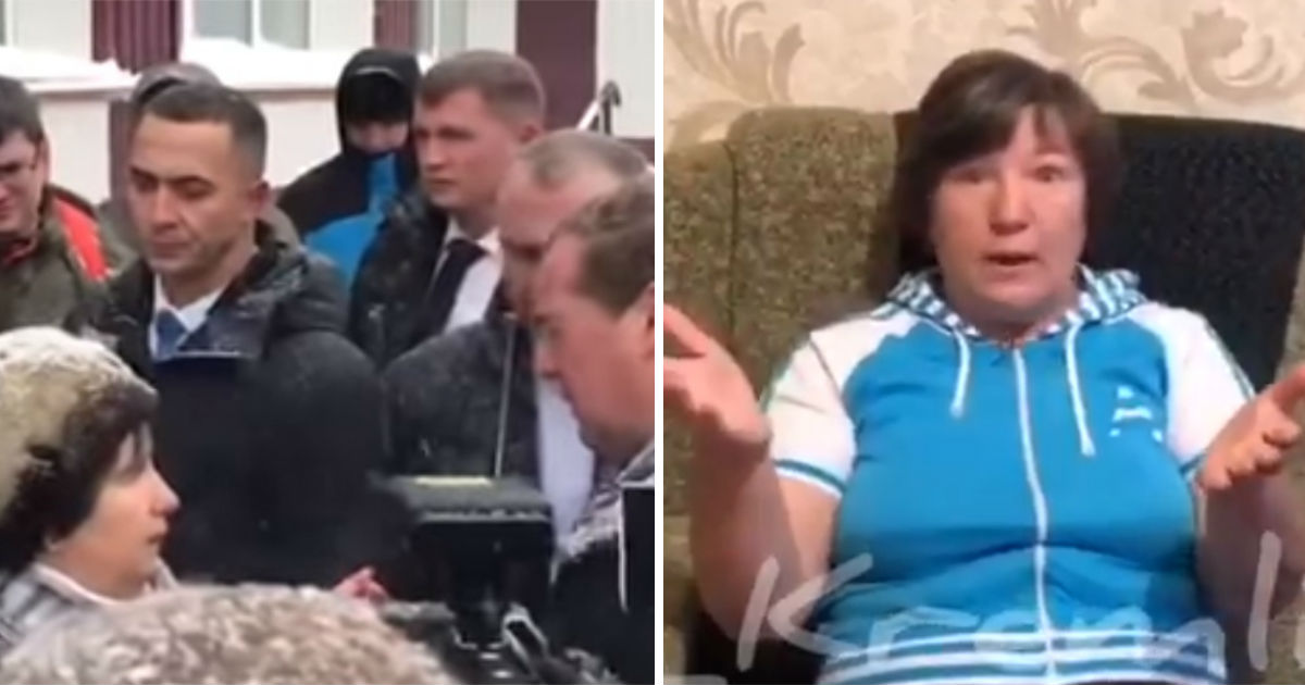 """Фото Пенсионерку с Алтая """"костерят"""" местные после ее обращения к Медведеву"""