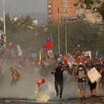 In Win for Protesters, Chile to Vote on Replacing Constitution