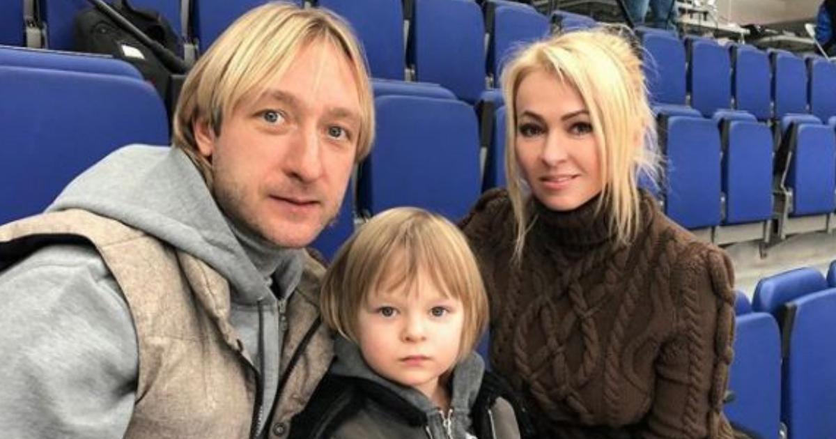 Плющенко больше 2 лет содержит любовницу в Петербурге - коллега фигуриста