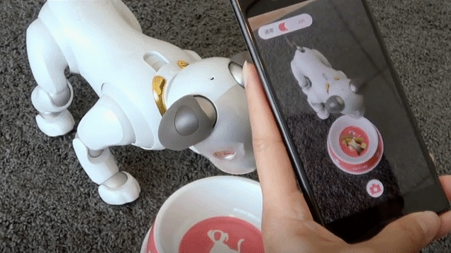 Photo of You Can Now Buy Pretend Food for Your $2,900 Sony Robot Dog