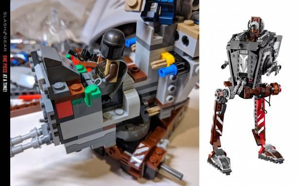 Photo of Star Wars: The Mandalorian AT-ST Raider LEGO Review