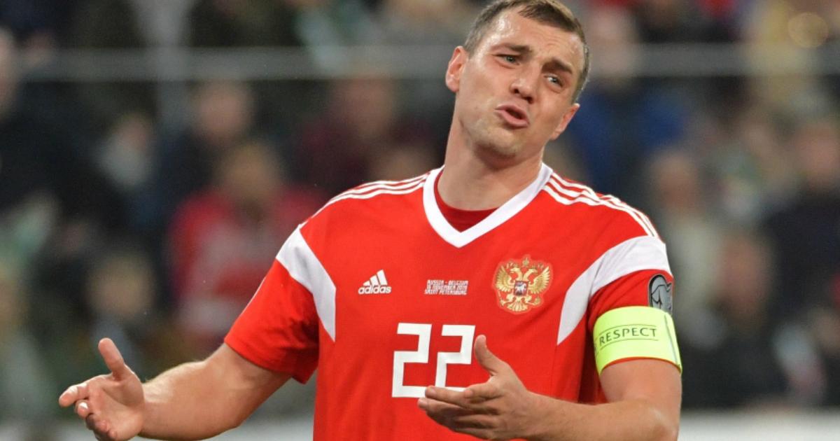Бельгия разгромила Россию в отборочном матче на Евро-2020