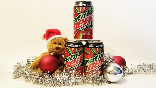 Photo of Mountain Dew Merry Mash-Up Is Like Christmas In A Can