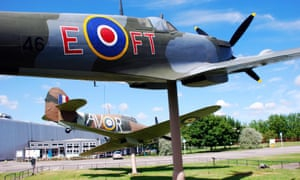 RAF Museum in row over children's exhibition's link to arms giant