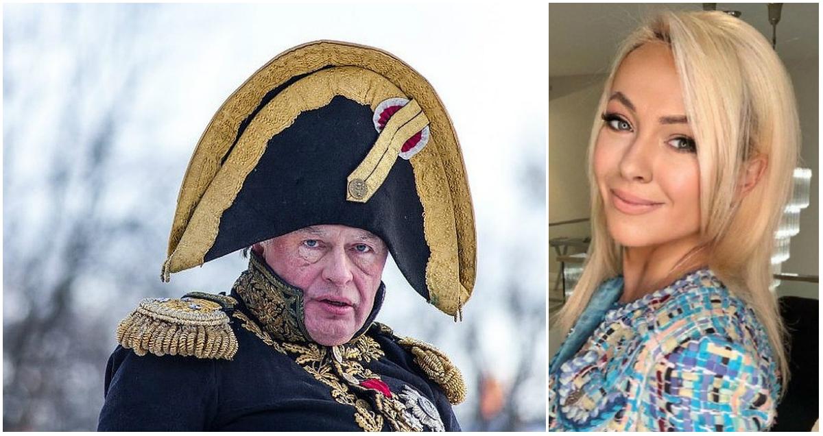Рудковская похвасталась совместной фотографией с историком Соколовым