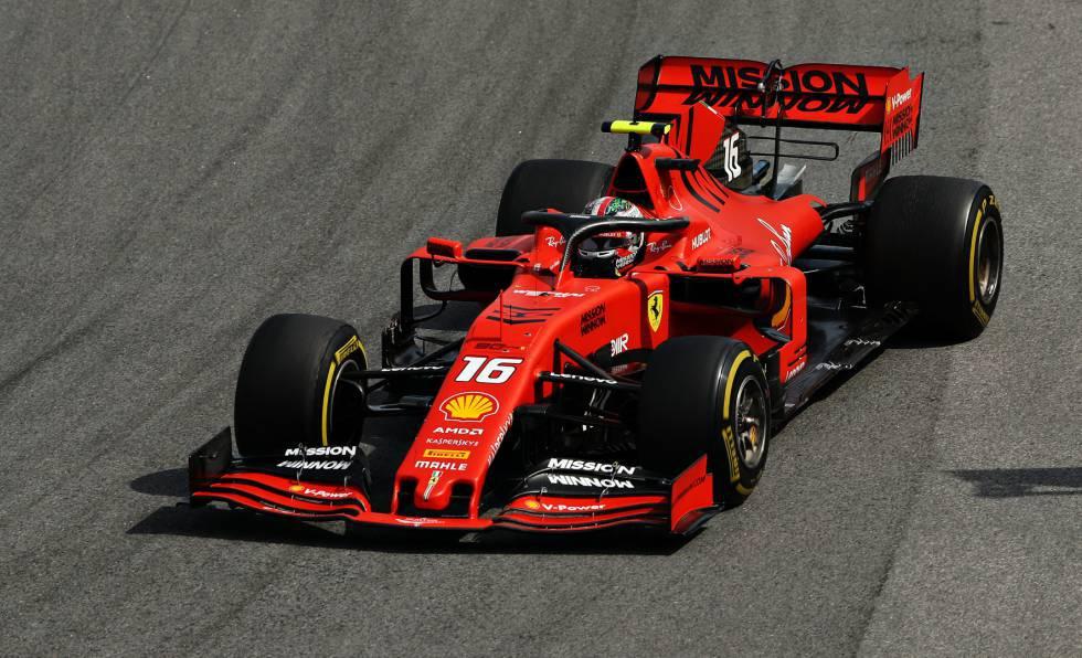 Photo of Carlos Sainz consigue su primer podio después de salir último