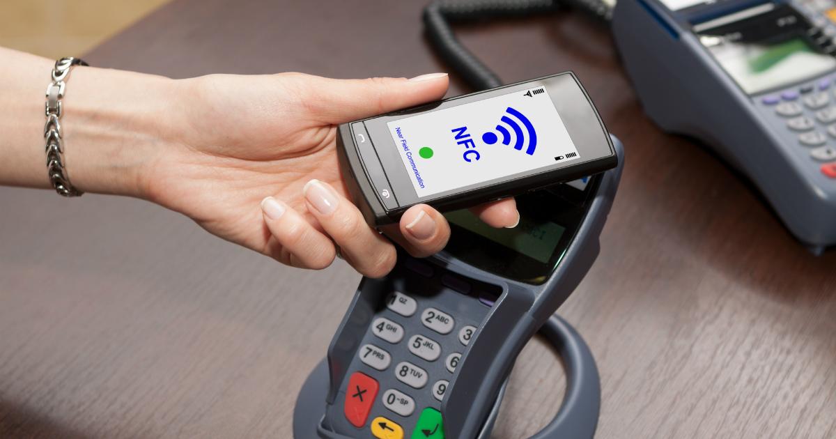 NFC. Что такое NFC в смартфоне?