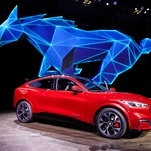 Ford Wants to Sell You an Electric S.U.V. It's Called a Mustang.
