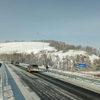 Фото На Чуйском тракте в Алтайском крае отремонтировали еще один мост