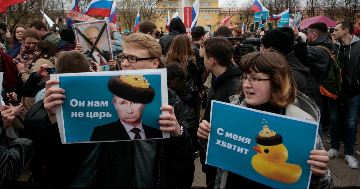Была без радости любовь. Как меняется отношение россиян к Путину