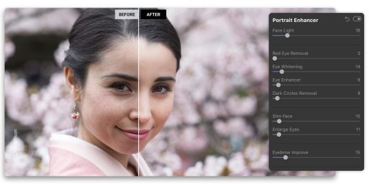 Photo of Luminar 4 uses AI to sharpen photos, replace skies, and clean faces