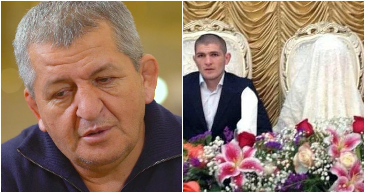 Отец Нурмагомедова берет в жены еще одну женщину