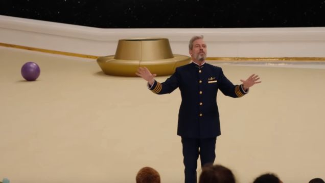 Photo of The Space Cruise Comedy From the Creator of Veep May Become Our New Obsession