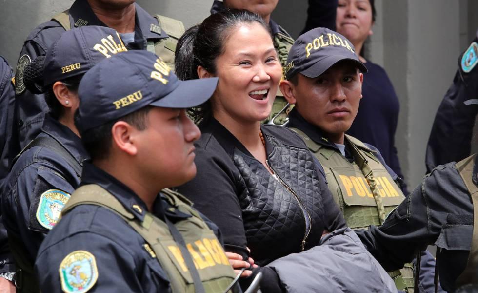 Photo of El mayor grupo financiero de Perú aportó 3,6 millones de dólares a la campaña de Keiko Fujimori