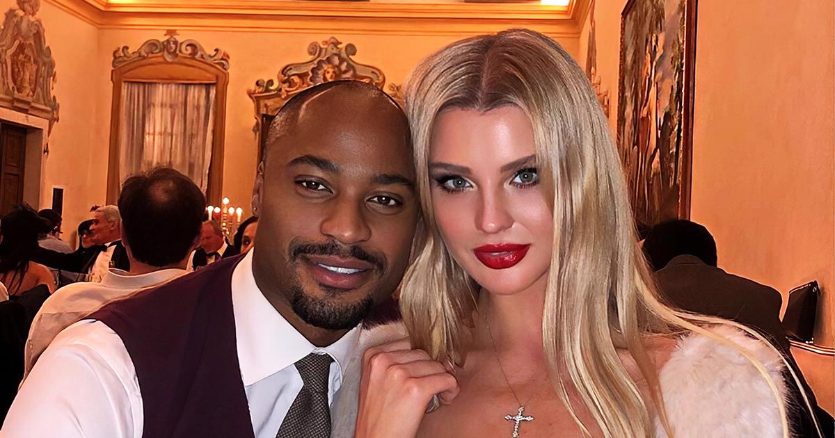 Как выглядит дочь модели из России и футболиста из Африки?
