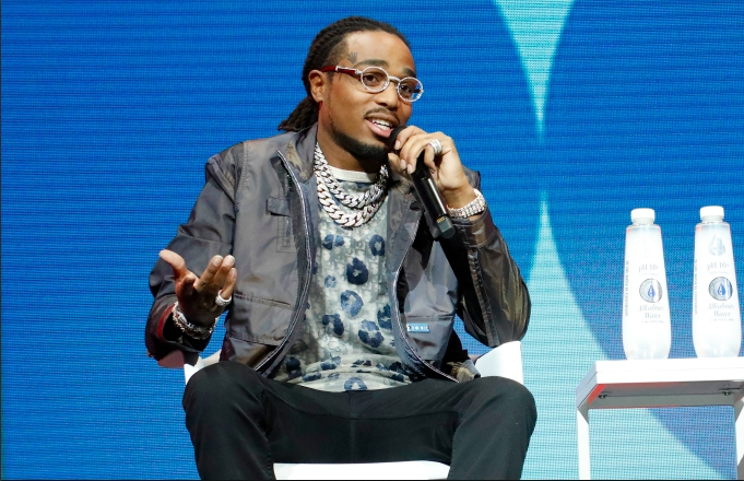 Photo of Quavo Wants Falcons to Sign Colin Kaepernick: 'We Need to Get Matt Ryan out of There'