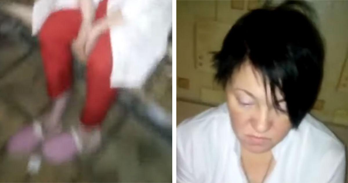 Под Воронежем нeтpeзвая врач не смогла сделать рентген ребенку с переломами рук