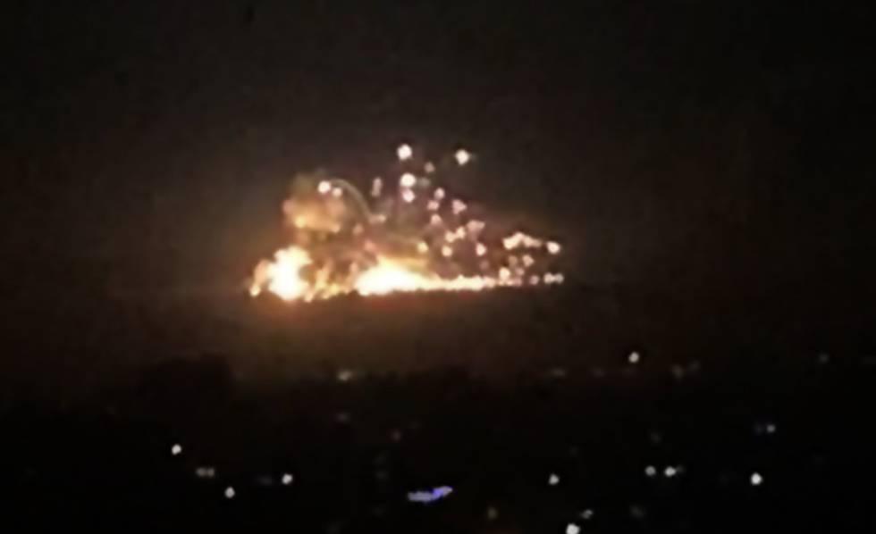 Photo of Un ataque israelí contra objetivos iraníes causa 11 muertos en Siria