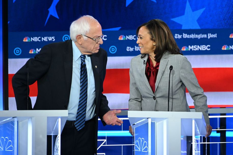Photo of Your blow-by-blow Twitter recap of the fifth Democratic debate