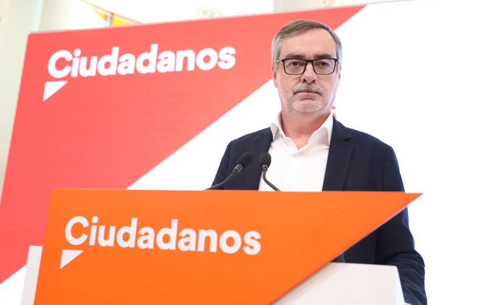 Photo of El núcleo de Rivera, Villegas y Páramo, dejan Ciudadanos