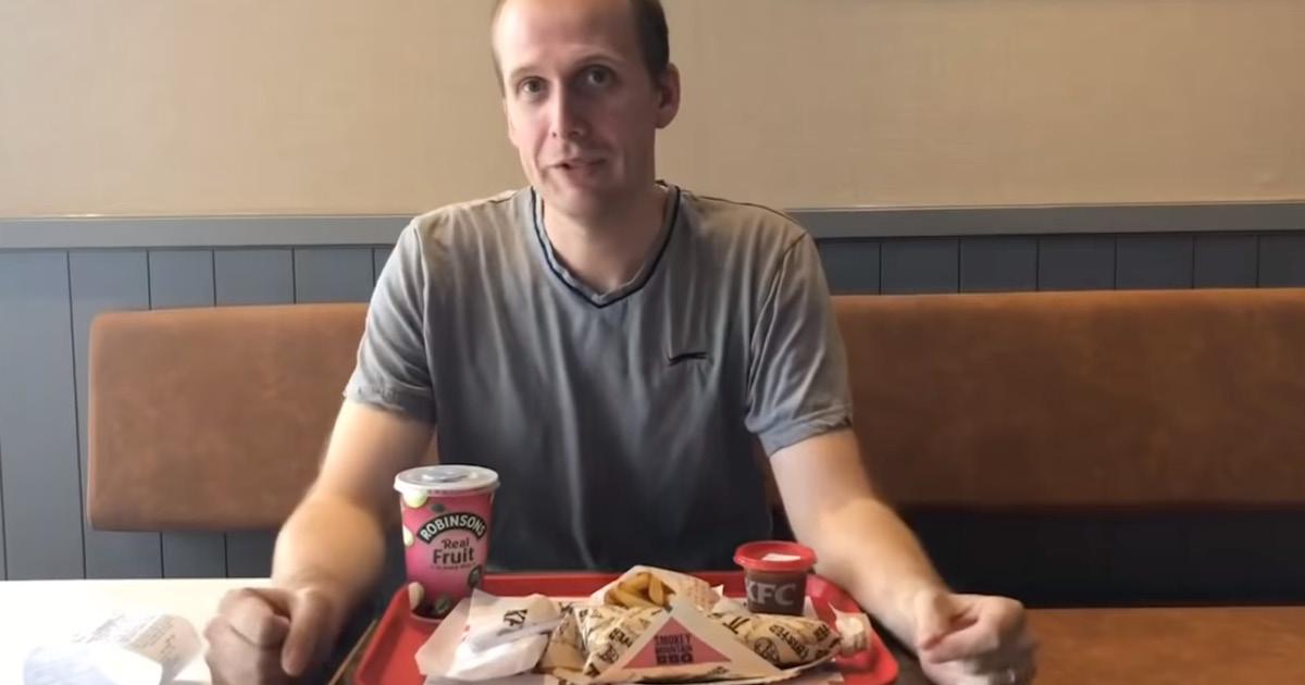 Неделя на еде из KFC. Результаты эксперимента оказались неожиданными