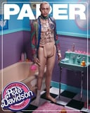 Pete Davidson Transformed Into a Naked Ken Doll, and I'm . . . Uncomfortable
