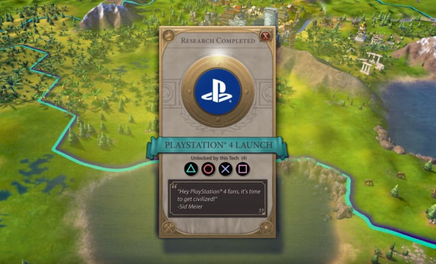 Photo of Civilization VI On PS4 And Xbox One Works, It's Fine