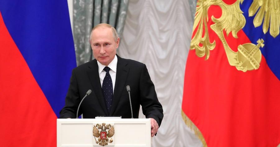 Фото Путин заявил, что взрыв под Северодвинском связан с испытаниями уникального оружия