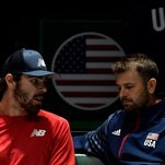 At Davis Cup, a Memorable Night (Plus Morning) Exposes Some Flaws