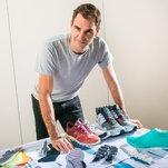 Roger Federer, Sneakerhead?