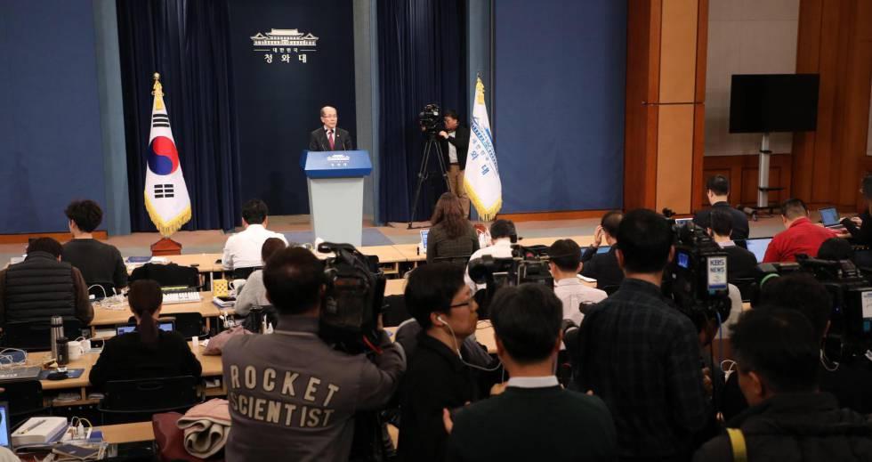 Photo of Corea del Sur y Japón dan pasos para destensar su relación