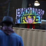 Photo of Teacher Threw Away Students' Black Lives Matter Posters, A.C.L.U. Says