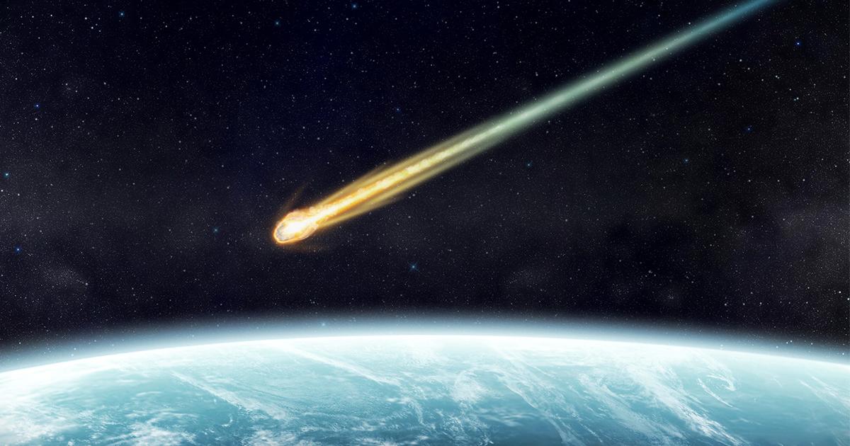 Ученые считают, что жизнь на Земле произошла из космоса