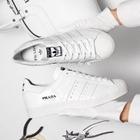 Prada и adidas показали вещи из совместной коллекции
