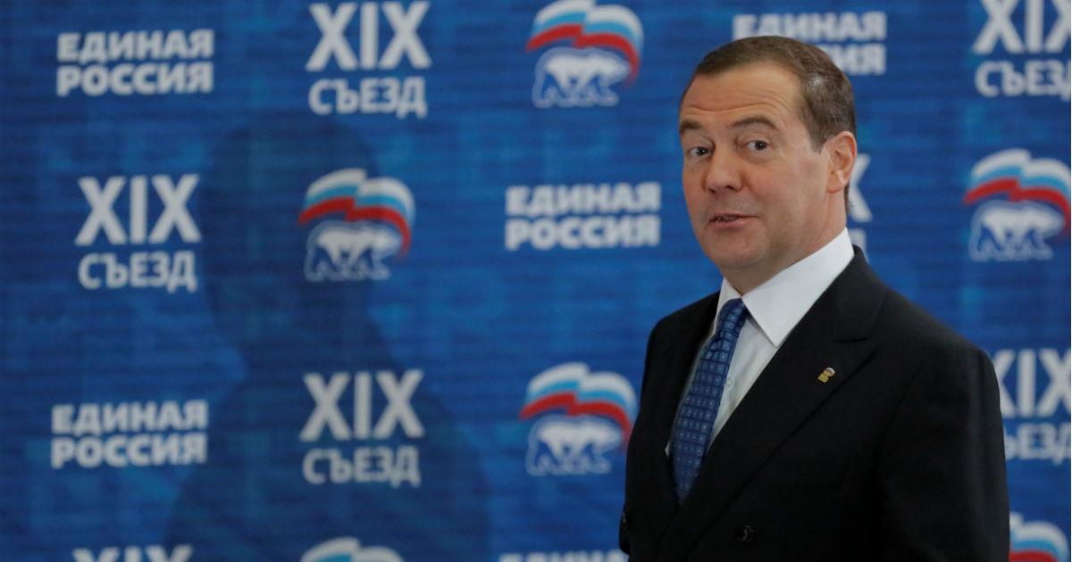 Фото Медведев пообещал россиянам вечные продуктовые контрсанкции. Это хорошо?